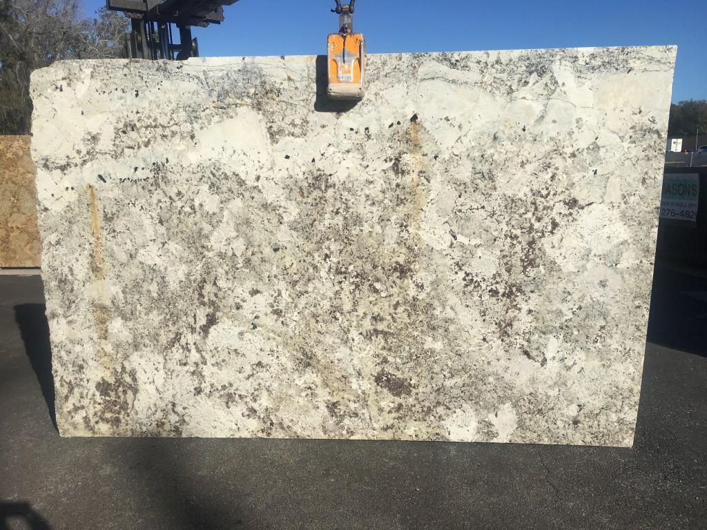 Granite Depot : D18 Alaska White 125x78 - Granite Depot of Jacksonville, Florida