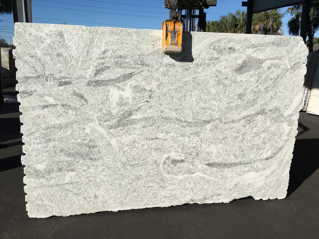 Granite Depot : L6 Cotton White 113x72 - Granite Depot of Jacksonville, Florida