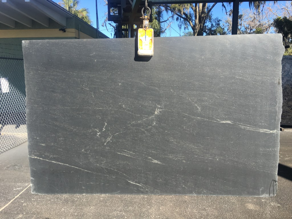 Granite Depot : F3 Nero Mist L 118x74 - Granite Depot of Jacksonville, Florida